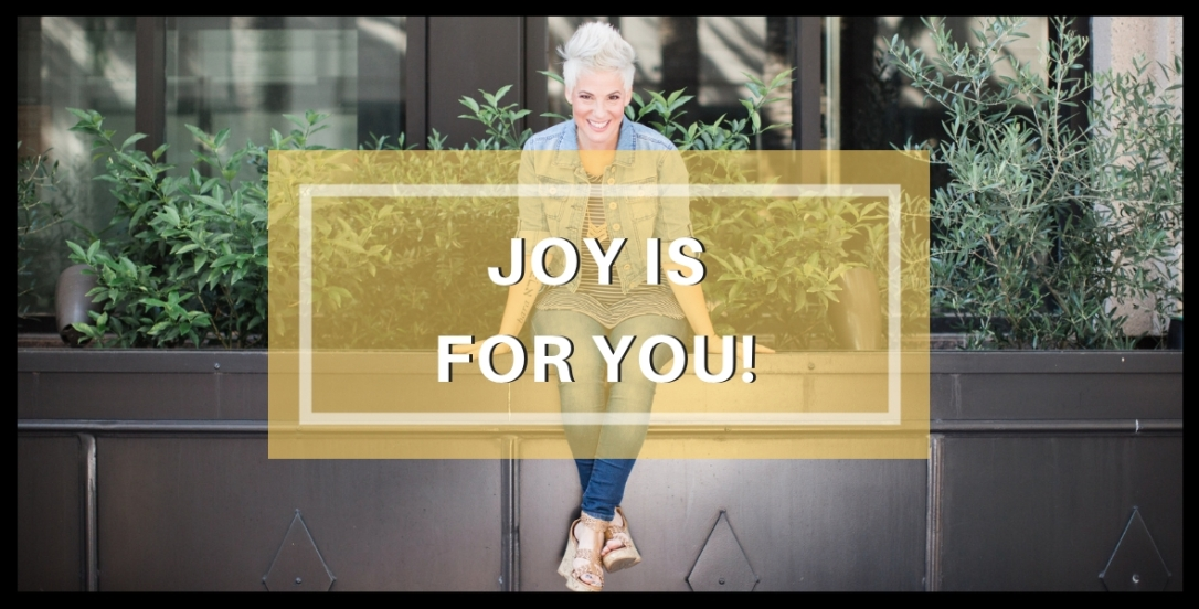 JOY is for YOU-frame
